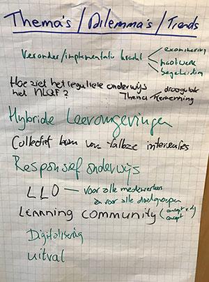 Onderwijs.pro klantenberaad themas